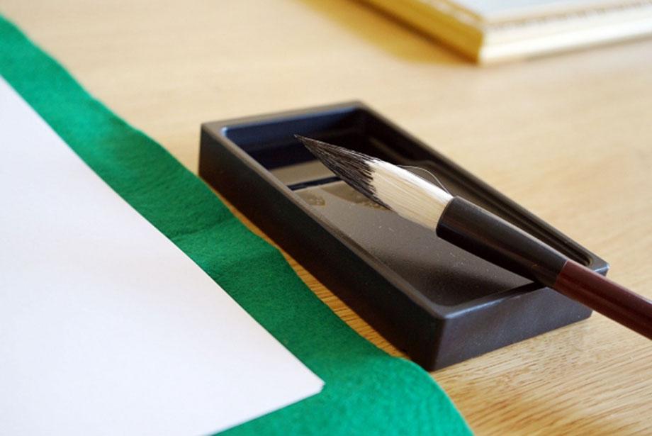 3/30(土)は「大人の書道教室」で美しい筆文字を学ぼう