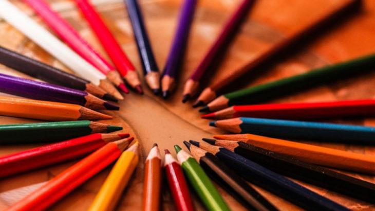 6/12(水)は「心と色のカフェ講座」で、気持ちを晴れやかに!