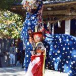 10/27(日)は鳥栖市の重要無形民俗文化財「藤木の獅子舞」へ