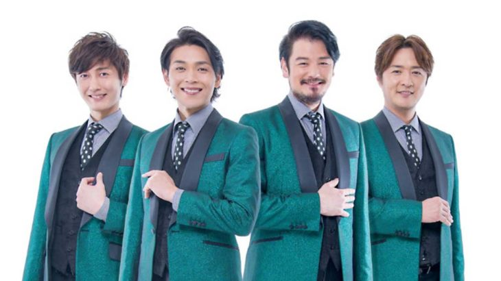 【チケット販売中】2020/2/5(水)は「純烈コンサート2020」へ!